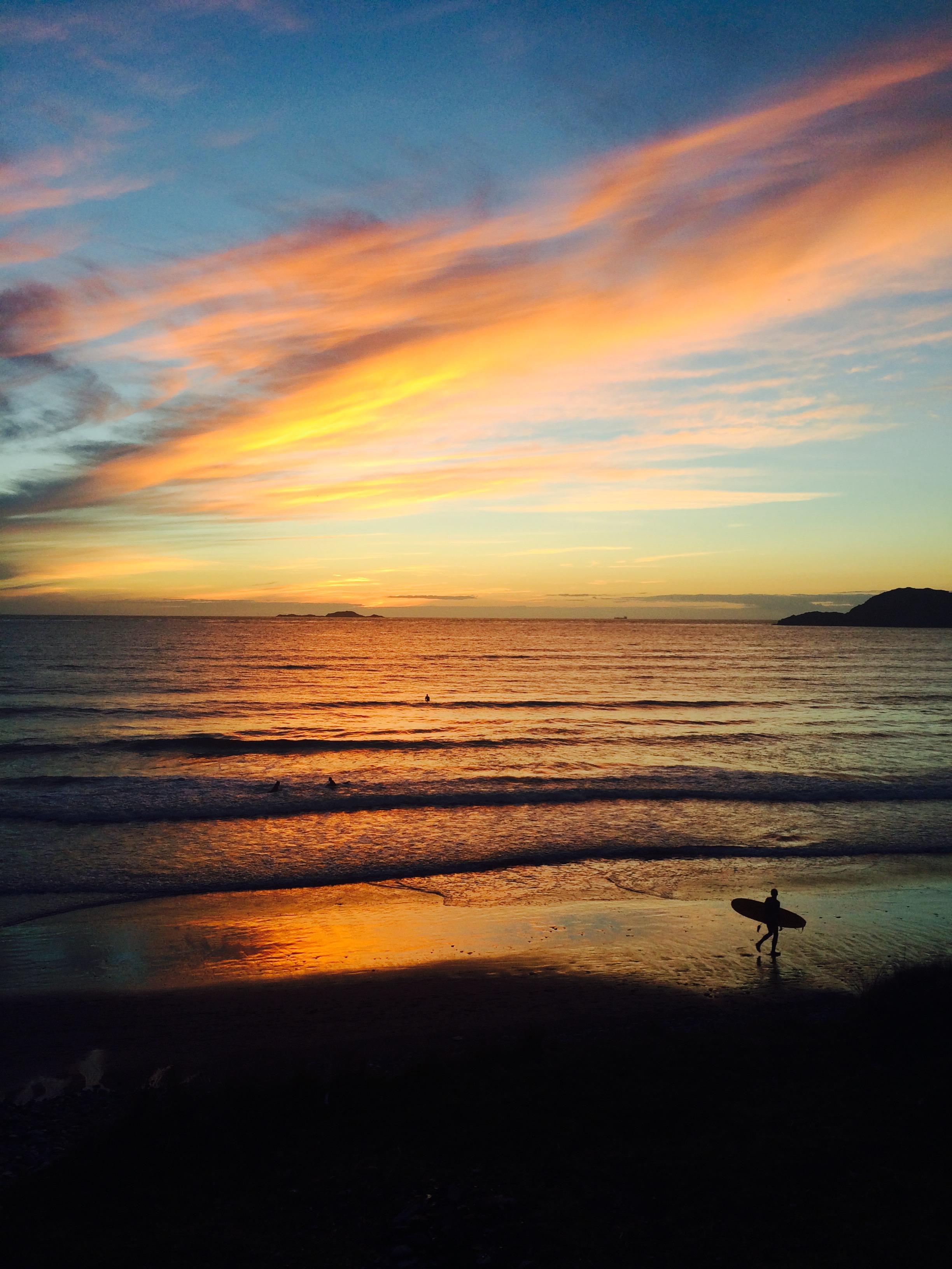 Whitesands sunset
